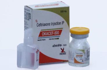 Okacef Injection-500