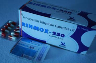 Rinmox 250 Capsule